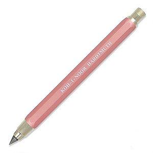 Lapiseira Portaminas 5,6mm Rosa Koh-I-Noor 5340