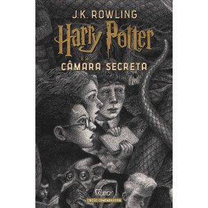 Harry Potter E A Câmara Secreta (Capa Dura)