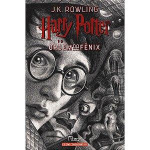 Harry Potter E A Ordem Da Fênix (Capa Dura)