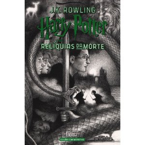 Harry Potter E As Relíquias Da Morte (Capa Dura)