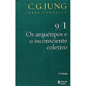 Arquétipos E O Inconsciente Coletivo - Vol.9/1