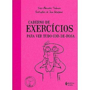 Caderno De Exercícios Para Ver Tudo Cor-De-Rosa