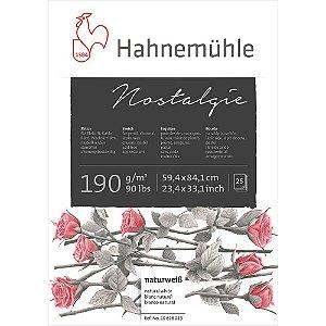 Bloco Nostalgie Sketch Pad A1 Hahnemuhle 190 g/m² 25 Folhas