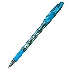 Caneta Esferográfica R.S.V.P. Azul Claro 1.0mm Pentel