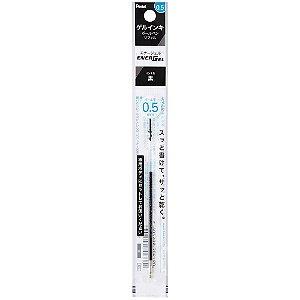 Refil para Caneta Iplus Energel Preto 0.5mm Pentel