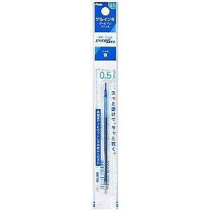 Refil para Caneta Iplus Energel Azul 0.5mm Pentel