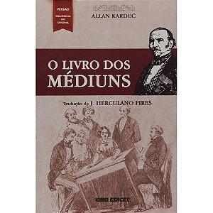 Livro Dos Médiuns (O) (Normal)
