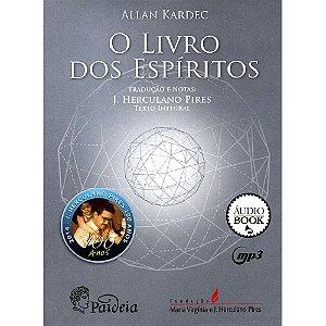 Livro Dos Esp (O) (Mp3)