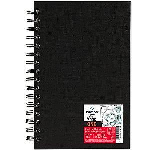 Caderno Artbook One Espiral 27,9x35,6 80fls 100g