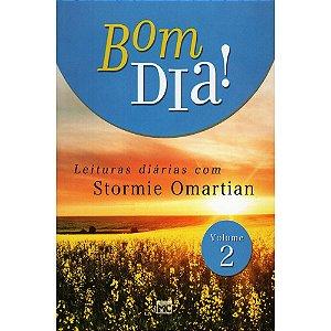Bom dia! Vol.2 - Leituras Diárias com Stormie Omartian