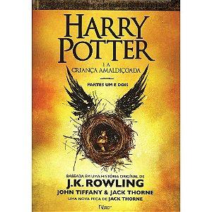 Harry Potter E A Criança Amaldiçoada Vol.8