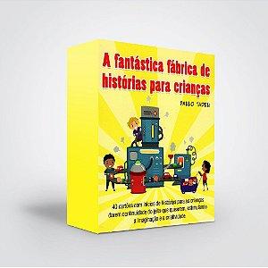Fantástica Fábrica De Historias P/ Crianças (A)