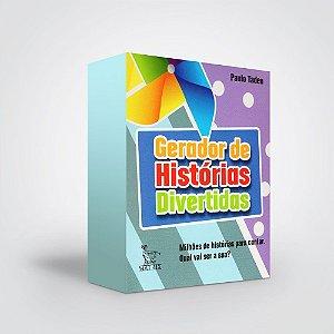 Gerador De Histórias Divertidas