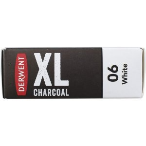 Bloco XL Carvão Vegetal White 2302016