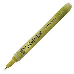 Caneta Graphik Line Painter 0.5mm Cor #14 Fingers 301515