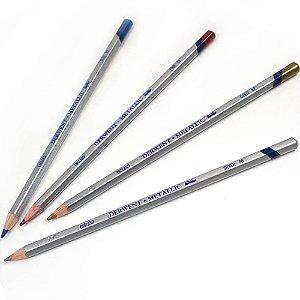 Lápis De Cor Aquarelável Metallic Unitário Copper 296031