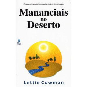 Mananciais No Deserto Vol. 1