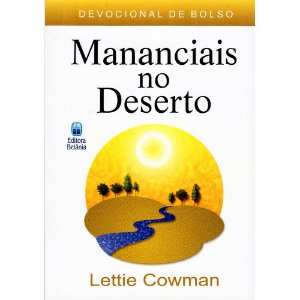 Mananciais No Deserto Vol. 1 - Devocional Bolso