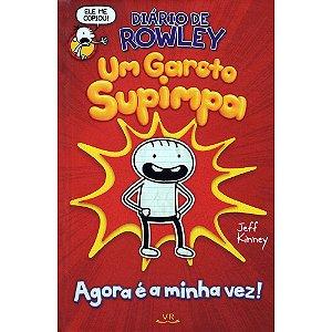 Diário De Rowley - Um Garoto Supimpa