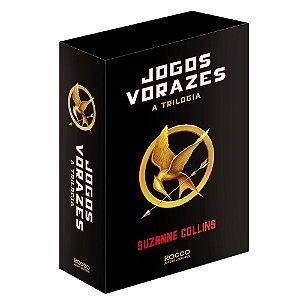Jogos Vorazes A Trilogia - Box Com 3 Volumes