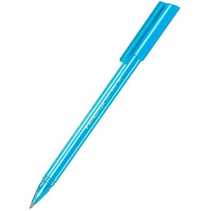 Caneta Esferografica Ballpoint Azul Claro Staedlter 432 M