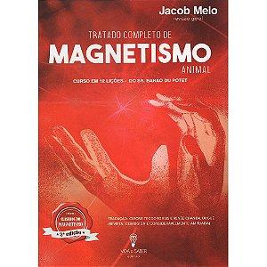 Tratado Completo De Magnetismo Animal - Curso Em 12 Lições