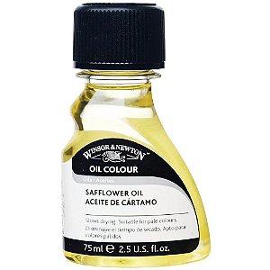 Óleo De Cártamo Pintura Winsor & Newton Safflower 75ml Oil