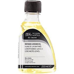 Óleo De Linhaça Winsor & Newton Refinado 250ML Oil Colour