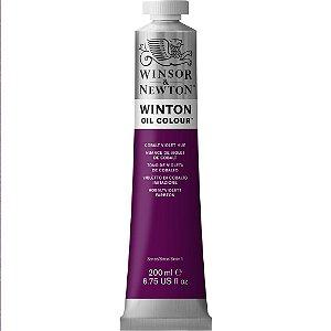 Tinta Óleo Winton Cobalt Violet Hue Winsor & Newton 200ml