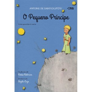 Pequeno Príncipe (O) - Capa Dura Azul