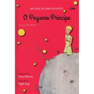 Pequeno Príncipe (O) - Capa Dura Rosa