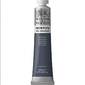 Tinta Óleo Winton Paynes Grey Winsor & Newton Tubo 200ml