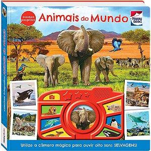 Aventura Fotográfica! Animais Do Mundo