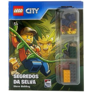 Lego City: Segredos Da Selva