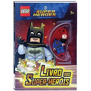 Lego Dc Super Heroes: Livro Dos Super-heróis