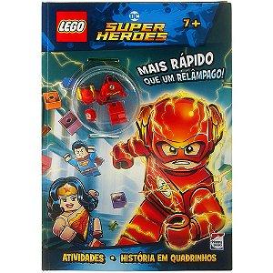 Lego Dc Super Heroes: Mais Rápido Que Um Relâmpago!
