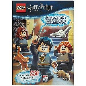 Lego Harry Potter: Cenas Com Adesivos