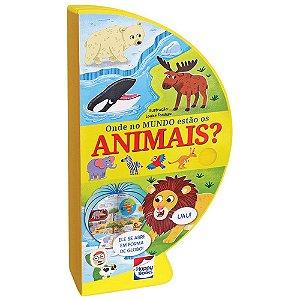 Livro-Globo: Onde No Mundo Estão Os Animais?