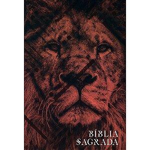 Bíblia Naa Capa Dura - Leão
