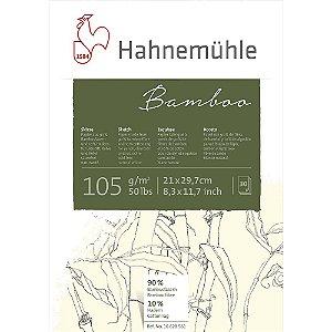 Bloco Desenho A4 Bamboo Sketch Hahnemuhle 105 g/m² 30 Folhas