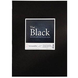 Bloco A4 Black Sketch & Draw Hahnemuhle 250 g/m² 20 Folhas