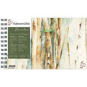 Caderno Bamboo Carnet Voyage Hahnemuhle 265 g/m² 15,3x25 15Fls Mixed Media