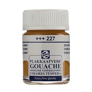 Tinta Gouache Talens Extra Fine 16ml Yellow Ochre 227 Mostarda