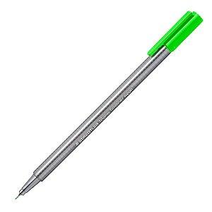 Caneta Triplus Fineliner Staedtler Verde Neon 0.3mm 334-501