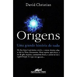 Origens - Uma Grande História De Tudo