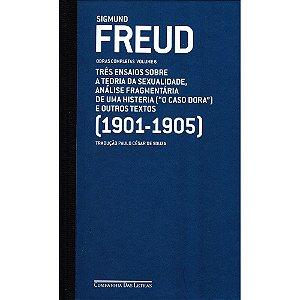 Freud (1901-1905) - Caso Dora  Vol.06