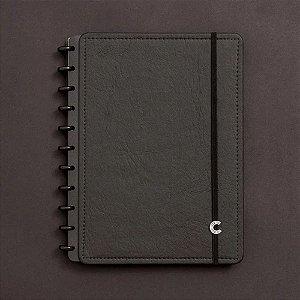 Caderno Inteligente A5 Black Ecológico 80 Fls