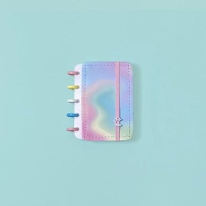 Caderno Inteligente Pequeno Candy Splash Inteligine Colorido