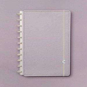 Caderno Inteligente A5 Lilás Pastel Roxo 80 Fls