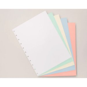 Refil Colorido Caderno Inteligente A5 Cira2008